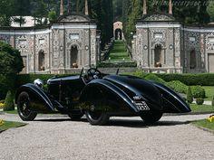 Mercedes-Benz 710 SSK 27/240/300 hp Trossi Roadster (s/n 36038 - 2007 Concorso d'Eleganza Villa d'Este)