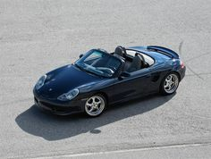 Porsche 986 Boxster with Aero package II