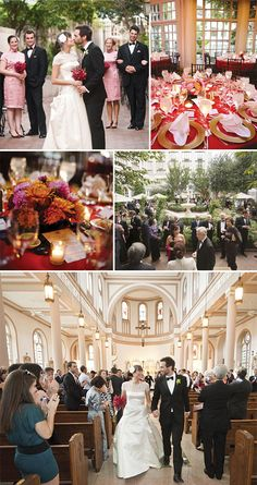 Classic DC wedding; Photos by Freed Photography