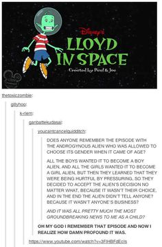 GENDER STUDIES THO | 17 Times Tumblr Explained A Thing Better Than School - I vaguely remember this show. Holy crap this is amazing