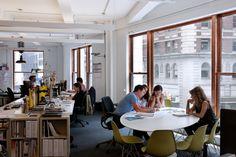The ICRAVE Studio,Cortesia de ICRAVE