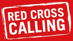 Red Cross provide emergency services volunteers at evacuation centres People In Need, Red Cross, Volunteers