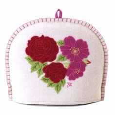 Rose Heart Tea Cosy