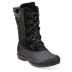 Clarks Women's Muckers Shale Snow Boot -- Insider's special review you can't miss. Read more  : Backpacking Boots