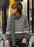 Bergere de France  'Sweater pattern 288.051. (BER28805) Find at intoknit co uk