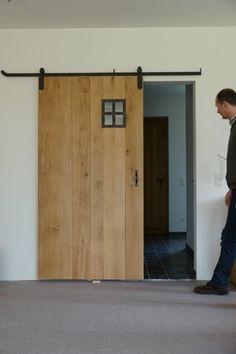 Binnendeuren in eik - Maatwerk divers - Arthur Bours - voor slaapkamer beneden (naar badkamer/inloopkast)