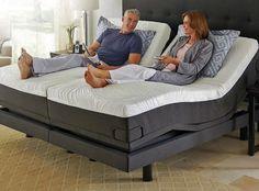 Best Sleep Number® Flexfit™ Adjustable Base I Would Love To 400 x 300