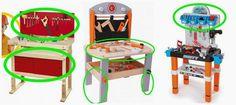 Sami to zrobimy: Drewniany warsztat dla dziecka