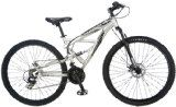 Looks cool!  Mongoose Impasse Dual Full Suspension Bicycle (29-Inch)