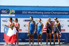 2015 World Rowing Junior Championship - Rio de Janeiro, RJ