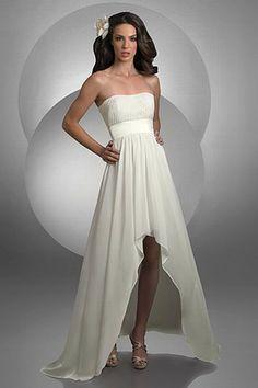dd2ec0ec8827 22 Best high low wedding dress ideas images | Dress wedding, Wedding ...