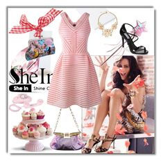 """""""Dress in Shein!"""" by ilona-828 ❤ liked on Polyvore"""