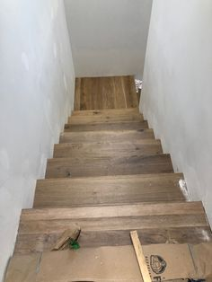 Engineered on stairs, call us to show you what accessories you need. Engineered Hardwood Flooring, Hardwood Floors, Plank, Concrete, Stairs, Accessories, Design, Home Decor, Wood Floor Tiles