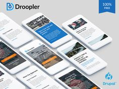 Droopler by Droptica