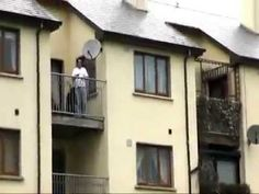 Fishing from the balcony on the River Barrow in Leighlinbridge Co Carlow Fun Things, Balcony, Fishing, River, Mansions, House Styles, Home Decor, Decoration Home, Funny Things