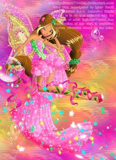Fairy of Nature by Galistar07water.deviantart.com #WinxClub