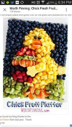 Fruit chick