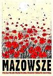 Leba, Shifting Sand Dunes, Polish Poster: Polish Posters Shop