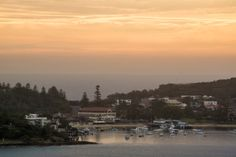 Watsons Bay from Middle Head by Patty Jansen on 500px
