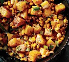 Creamed Corn and Potatoes Recipe