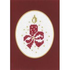 cross stitch christmas cards free - Cerca con Google