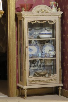 Miniature: Original pinner sez: What a wonderful piece from Minworks