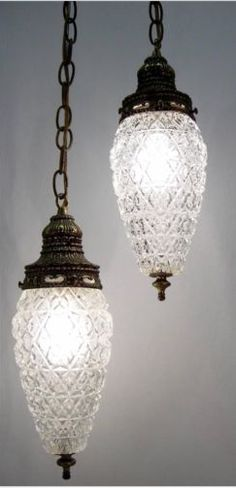 60s 70s Lamp Luv On Pinterest Swag Light Swag And