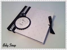 Beky Scrap - Porta Cd cartonaje
