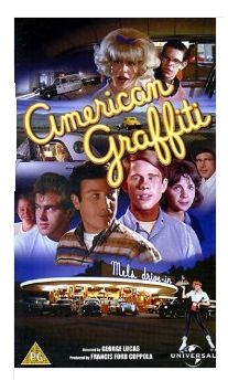 American Graffiti- THE  boomer movie of our youth.