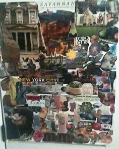 collage by Lydia Sutton