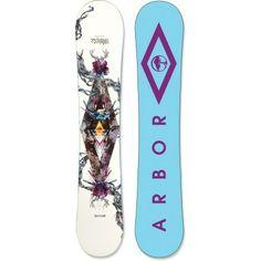 Snowboard - rocker