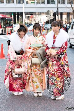 Coming of Age Day Kimono in Japan (26)