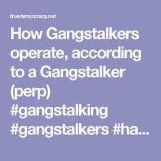 26 Best gang stalking awareness images in 2017 | Bullying