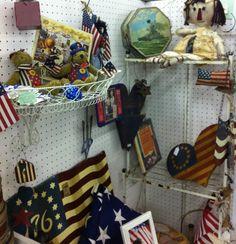 Treasures Antique Mall Springville Utah Americana McAffee Mercantile