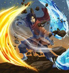 Avatar Wan artwork finished Enjoy - - Prints and more Available - - &nb. Avatar Wan, Avatar Fan Art, The Last Airbender Characters, Avatar The Last Airbender Art, Goku, Avatar Poster, Atla Memes, Avatar Cartoon, Epic Characters