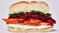 Vegetarian Sandwiches Are Delicious—Here's How To Build A Better One | Healthyish | Bon Appetit
