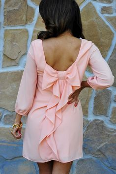 <3 would be pretty to wear to a wedding