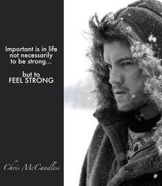 Alexander Supertramp - Chris McCandless