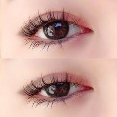 Pin on for her Day Eye Makeup, Wedding Eye Makeup, Beauty Makeup, Hair Makeup, Korean Natural Makeup, Korean Eye Makeup, Asian Makeup, Natural Beauty, Makeup Trends