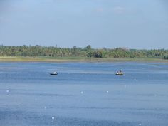Fishermen on the freshwater lake.   #india #incredibleindia #travel