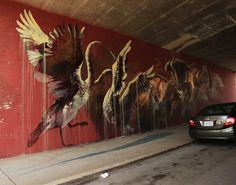 faith47.. . #streetart