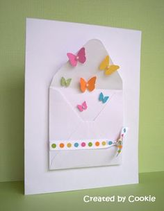 Cards by Cookie: Spring Has Sprung!