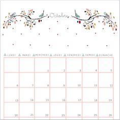 Le calendrier Octobre est en ligne dans la rubrique PRINT: http://www.babayaga-magazine.com/print/