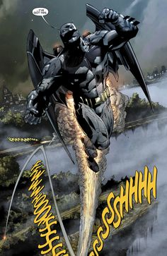 List of New 52 Batman special suits and armors - Batman - Comic Vine