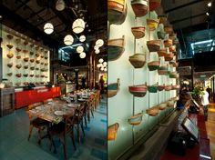 The old man & the sea restaurant by Nir Portal Architects, Jaffa – Israel » Retail Design Blog