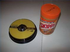 How to Fix a Scratched CD With Peanut Butter