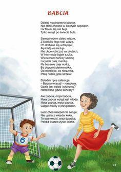 Projects For Kids, Crafts For Kids, Learn Polish, Teacher Morale, Polish Language, Grandparents Day, Preschool Kindergarten, Music Education, Raising Kids