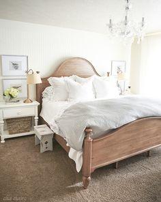 Master Bedroom Reveal | Nightstands