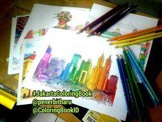 Will be release soon #JakartaColoringBook from @penerbitharu @ColoringBookID #kotajakarta #jakartakota #jakartakotague #jakartakotagw #betawi #jakarta #jakartaindonesia #indonesia #jkt #ilovejakarta #museumfatahillah #museumfatahilah #adultcoloringbook #coloringbook #bukumewarnai #mewarnai #drawing #sketsa #sketch #doodles #doodle #doodling #hobby #arts #masbambi #masbe #mas_be #bambibambanggunawan