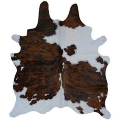 You'll love the Natural Cowhide Brown & White Area Rug at Wayfair - Great Deals on all Rugs products with Free Shipping on most stuff, even the big stuff.